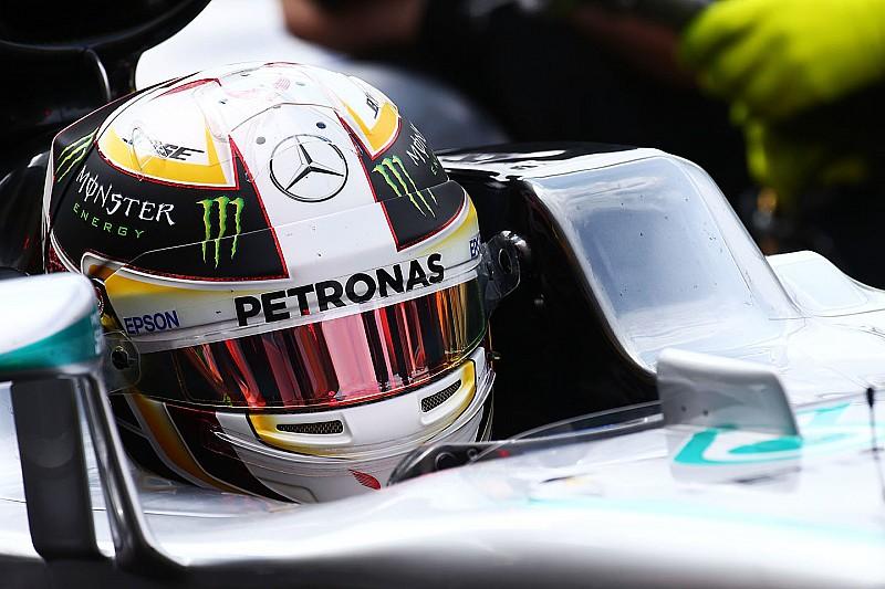 Formel 1 in Spa: Startplatzstrafe gegen Lewis Hamilton bestätigt