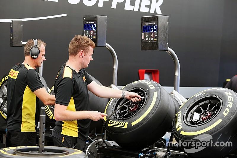 В Pirelli не захотели идти навстречу пилотам