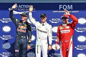 F1 Reporte de calificación Rosberg, pole con 'ausencia' de Hamilton y Alonso