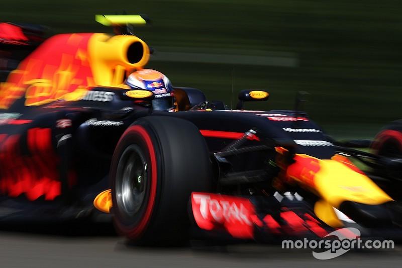 """Red Bull: Verstappen fue quien """"decidió"""" arrancar con superblandos"""