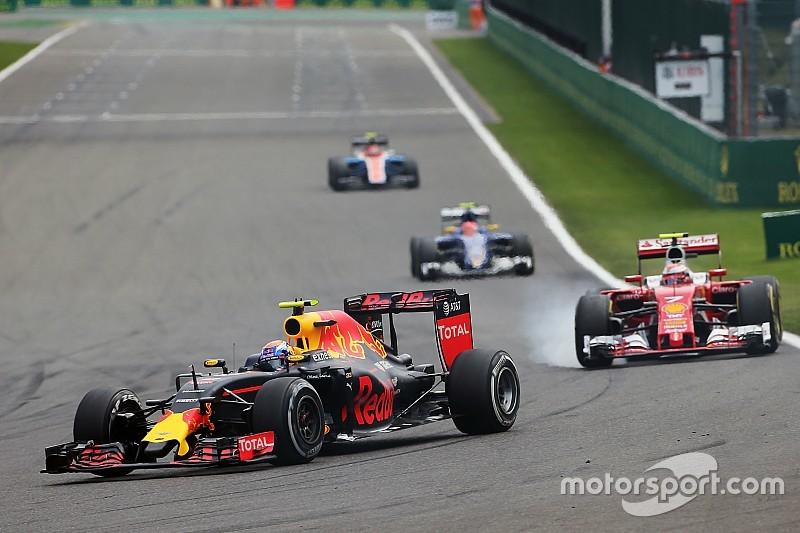 """Verstappen afirma que las quejas de Raikkonen fueron """"ridículas"""""""