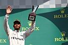 Hamilton ganó sin ganar: