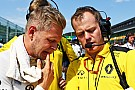 Magnussen dimesso dall'ospedale di Verviers solo con un taglio