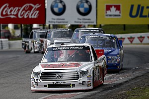 NASCAR Truck Preview Entry list for the Chevrolet Silverado 250 at CTMP