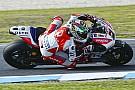 Tes MotoGP Phillip Island: Petrucci tercepat di trek basah