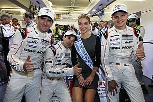 Le Mans Qualifying report Le Mans 24 Jam: Hujan memastikan pole kedua berturut-turut bagi Jani dan Porsche