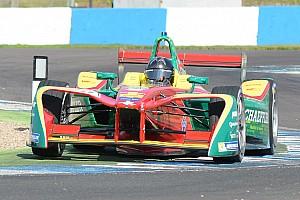 Formel E Feature Video: Die besten Szenen vom Test der Formel E in Donington