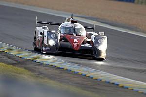 Le Mans Race report Le Mans 24 Jam: Memasuki paruh akhir balapan, Toyota memimpin di depan Porsche