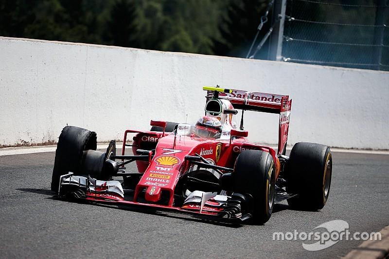 Ferrari провела реорганизацию отдела аэродинамики