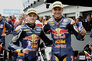Moto3 Raceverslag Bendsneyder derde in Britse Grand Prix, winst voor Binder