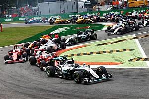 F1 Reporte de la carrera Rosberg ganó en Italia tras una mala largada de Hamilton