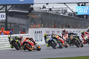 MotoGP Resultados La parrilla de salida del Gran Premio de Gran Bretaña
