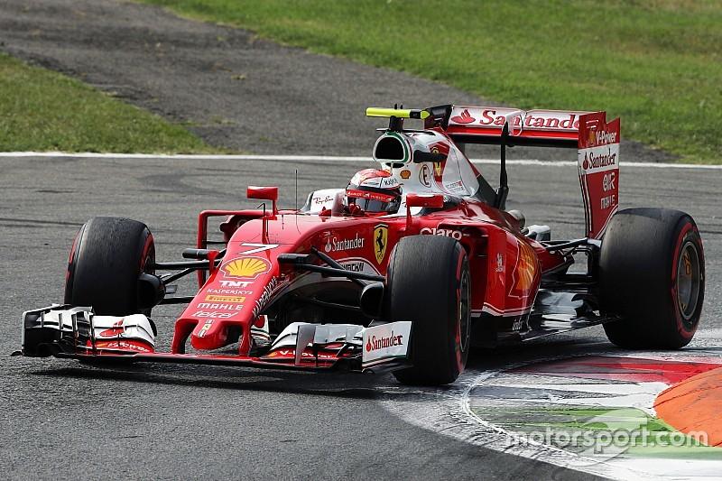 Райкконен не считает, что Ferrari ошиблась со стратегией в Монце