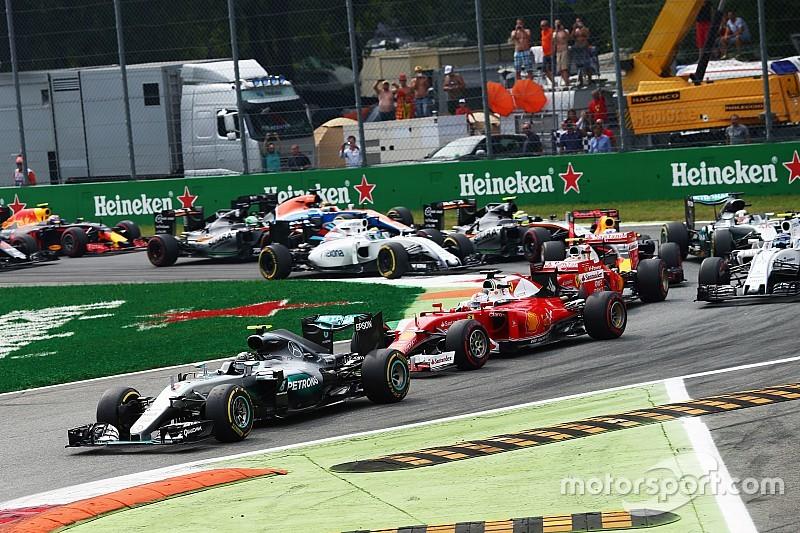 Slechte start volgens Mercedes geen fout van Hamilton