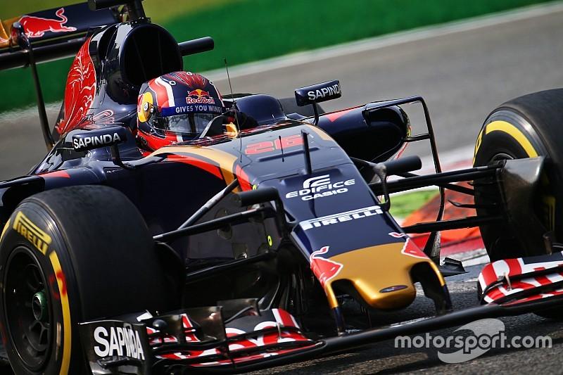 """Red Bull dice que """"no es justo"""" juzgar a Kvyat"""