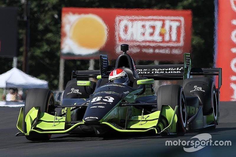 ¿Kimball será el factor decisivo en el título de IndyCar?