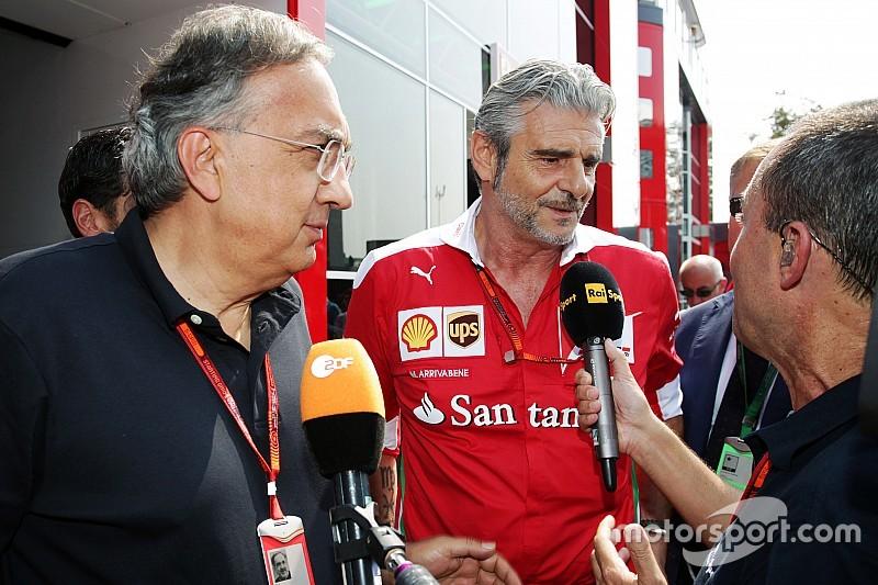 Arrivabene admite que el presidente de Ferrari está insatisfecho