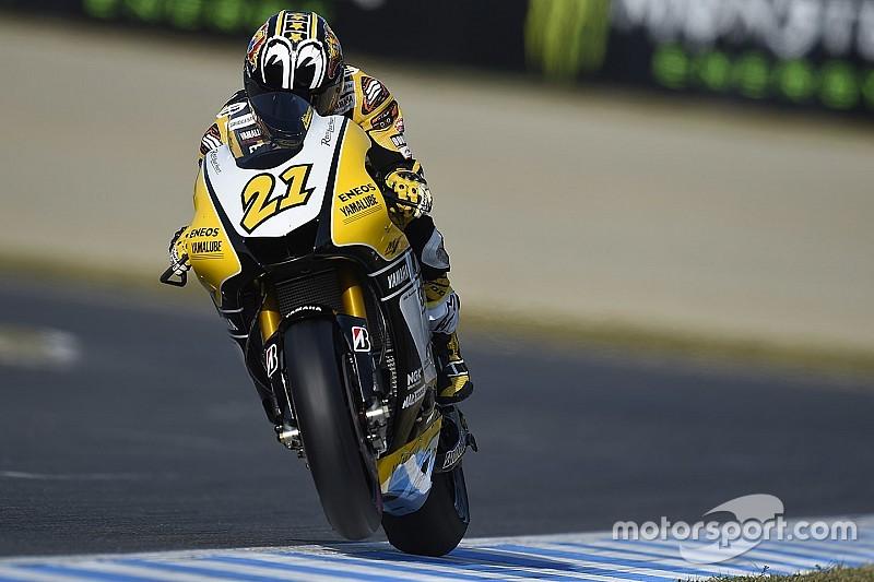 Bestätigt: Katsuyuki Nakasuga mit MotoGP-Wildcard in Japan
