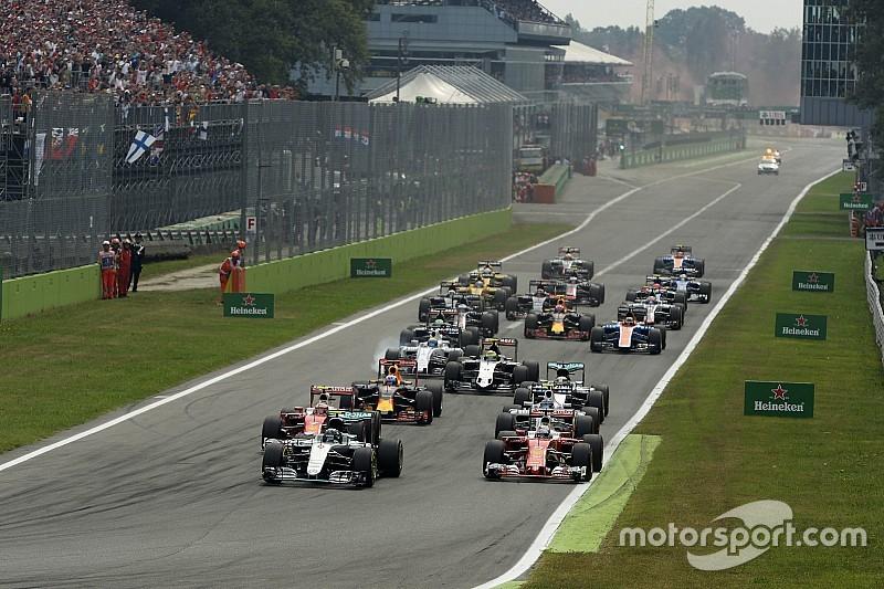 Max Verstappen: Team war Schuld an schlechtem Start in Monza