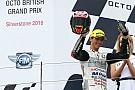 Bagnaia mengincar peringkat kedua di klasemen Moto3