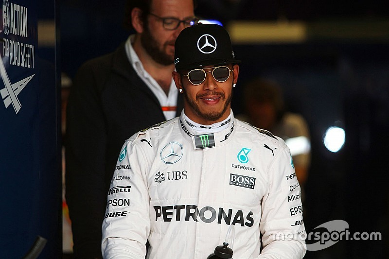 GP Australia: Hamilton meraih pole pertama F1 musim 2016