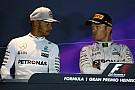 В Mercedes намерены обеспечить равные условия Хэмилтону с Росбергом