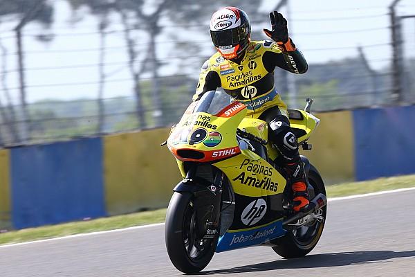 Moto2 Le Mans: Rins raih kemenangan kedua