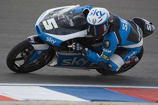 Moto3 Austin: Fenati kalahkan Navarro