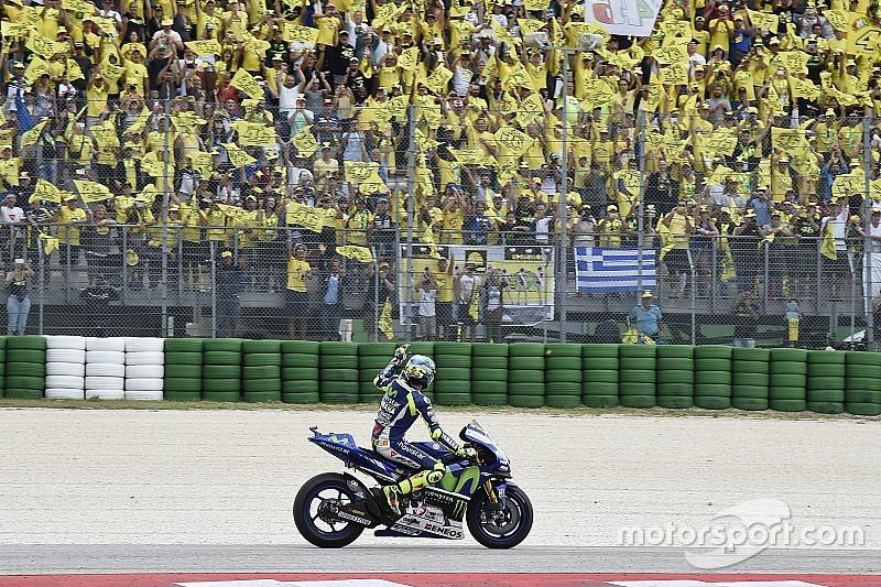 """Rossi: """"Misano es el fin de semana más importante del año"""""""