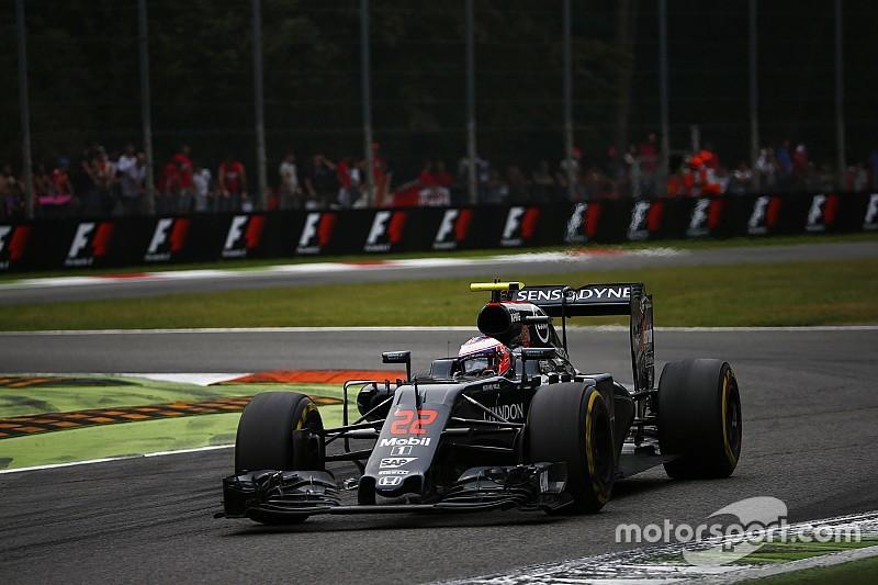 Los planes para el futuro distrajeron a Button en Monza