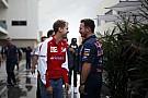 Vettel és a Red Bull csapatfőnöke a következőket beszélhette meg...
