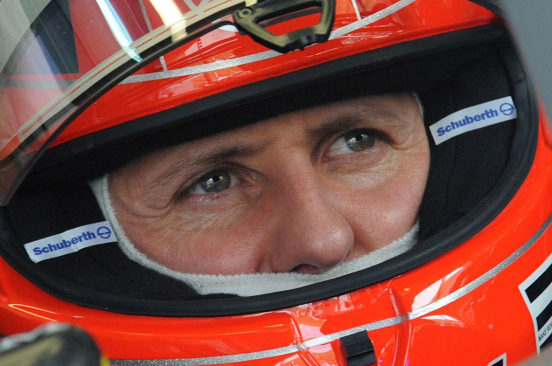 Michael Schumacher mindig többre vágyott!