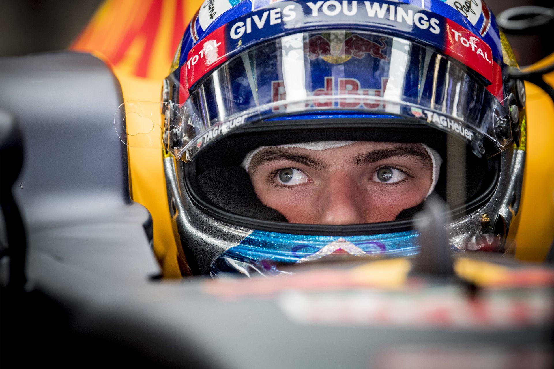 Ezt nehéz lesz befogni: Verstappen 18 évesen, 227 naposan lett a legfiatalabb győztes