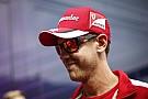 Vettel pajzán viccel élt, mikor az ultralágyakról kérdezték!