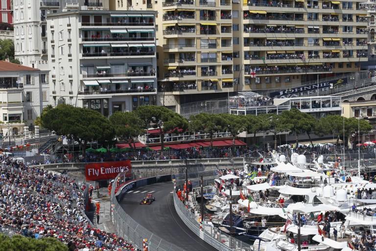 Luxus: A Renault, a Red Bull és a FOM ilyen szállodai szobában szállt meg Monacóban!