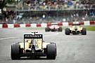 Palmer majdnem ugyanott dobta el a Renault-t Kanadában, mint csapattársa!