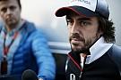 Alonso beköszönt Bakuból! Menő a háttér!