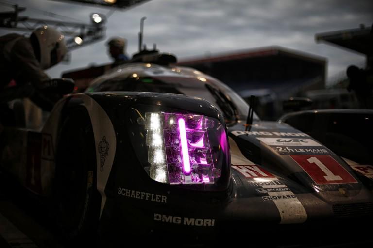 Le Mans-ban még a mosdóban sem maradhatsz le az izgalmakról!