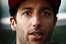 Óriási: így énekel Ricciardo