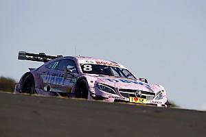 DTM Trainingsbericht DTM Nürburgring: Mercedes-Doppelspitze im 1. Training
