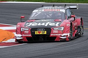 DTM Résumé d'essais EL2 – Miguel Molina le plus rapide