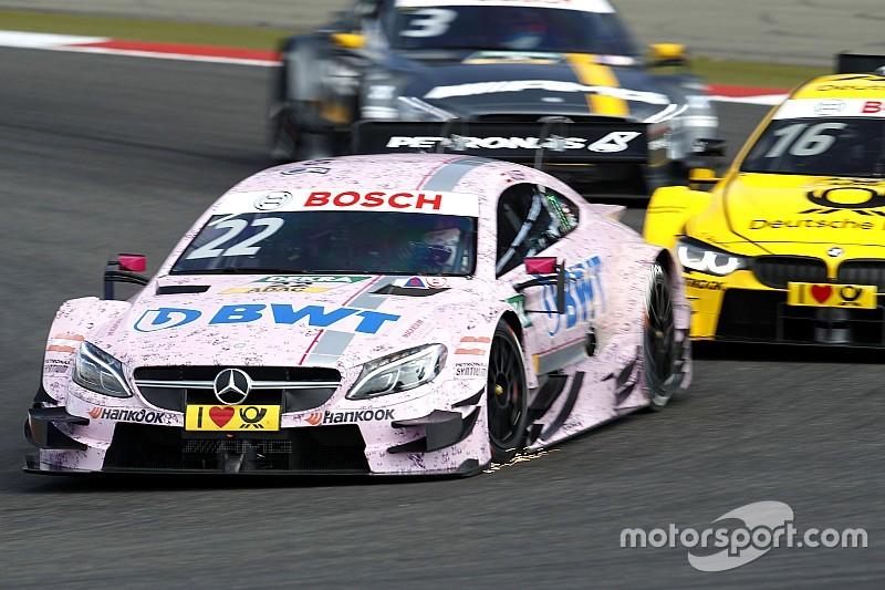Auer si riscatta e coglie la pole position per Gara 2