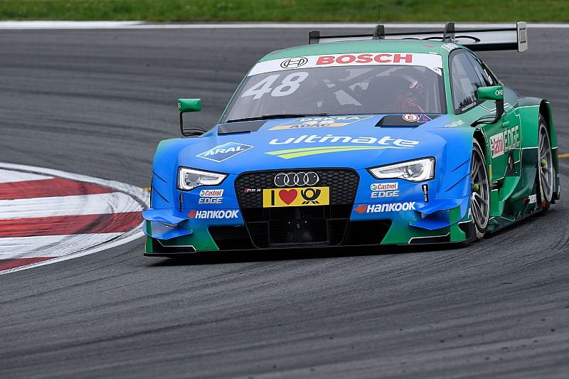 DTM на Нюрбургринзі: Мортара здобуває перемогу для Audi