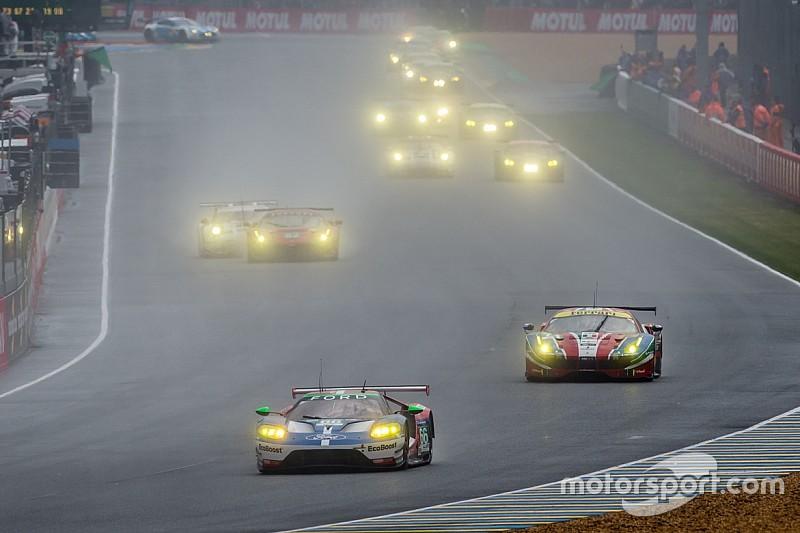 Tidak ada penalti BoP untuk Ford dan Ferrari meskipun dominasi mereka di Le Mans