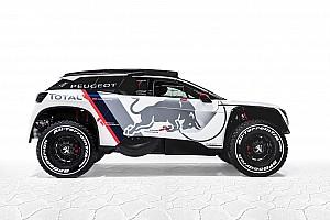 Peugeot presenta su nuevo 3008 DKR para el Dakar