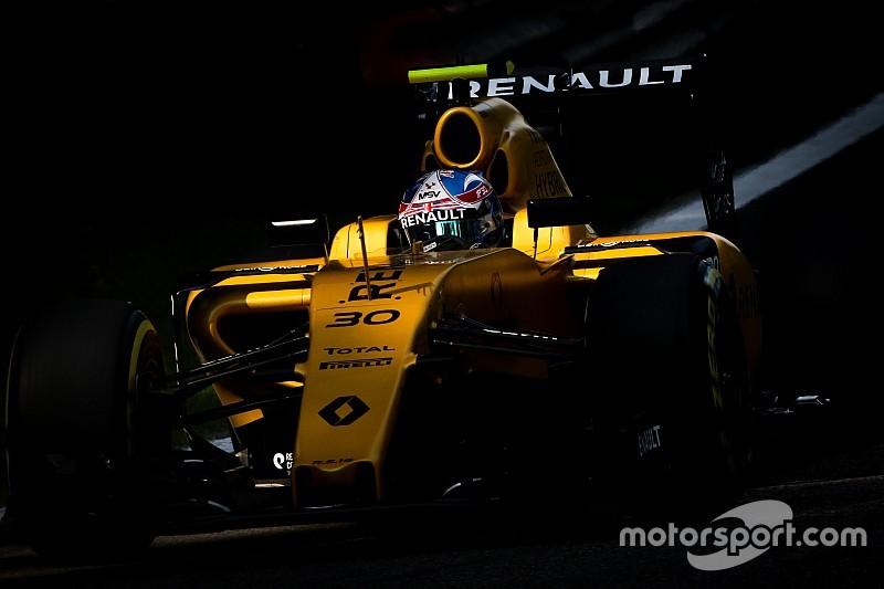 Renault peilt für Formel-1-Saison 2017 die Top 5 an