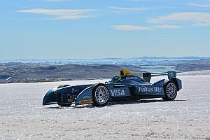 Formel E Feature Bildergalerie: Lucas di Grassis Ausflug zum Nordpol