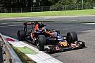 Toro Rosso продовжує порівняльні тести в Сінгапурі