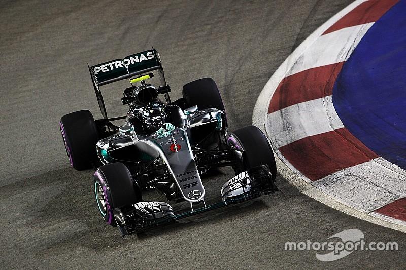 Росберг осторожен в оценке шансов Mercedes, несмотря на пятничный темп
