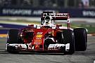 Formel 1 in Singapur: Desaster für Vorjahressieger Vettel im Qualifying